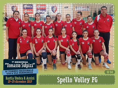 Spello Volley PG [U14]