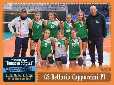 GS Bellaria Cappuccini PI [U16]