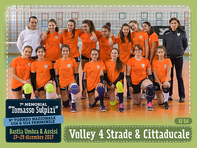 Volley 4 Strade & Cittaducale RI [U14]