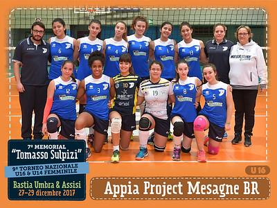 Appia Project Mesagne BR [U16]