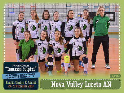 Nova Volley Loreto AN [U14]