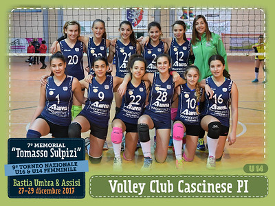 Volley Club Cascinese PI [U14]