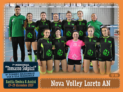 Nova Volley Loreto AN [U16]