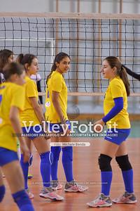 «Nova Volley Loreto AN - Libertas Pallavolo Orvieto TR» [U14]