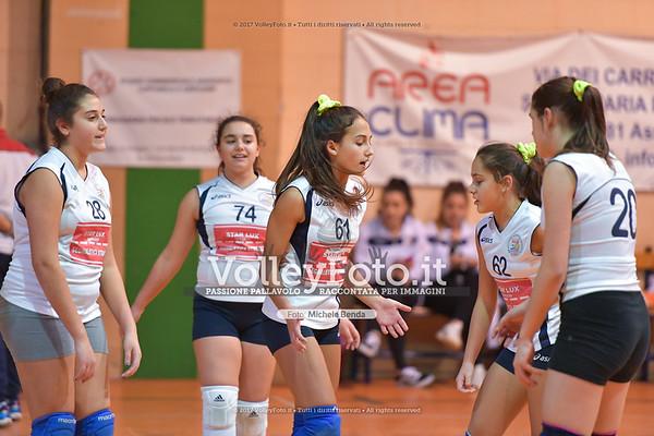 «Spello Volley PG - Volley Spoleto PG» [U14]