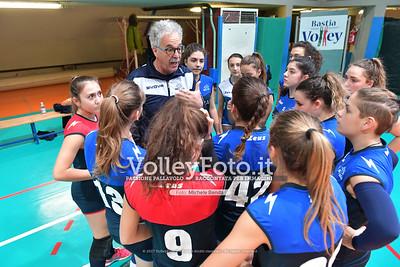 «Bastia Volley PG - Peimar VBC Calci PI» U16
