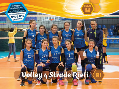 Volley 4 Strade Rieti - Under14