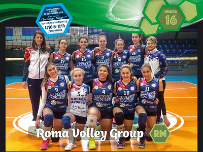 Roma Volley Group - Under16
