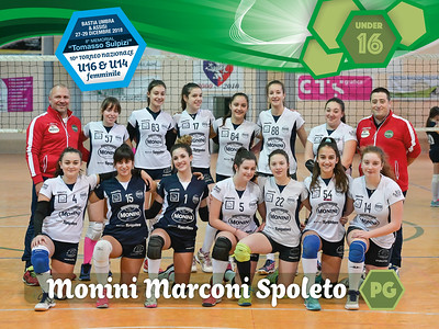 Monini Marconi Spoleto PG - Under16