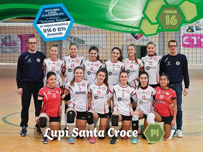 Lupi Santa Croce - Under16
