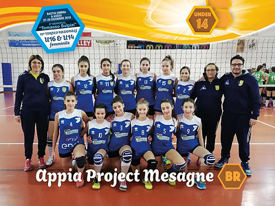Appia Project Mesagne BR - Under14