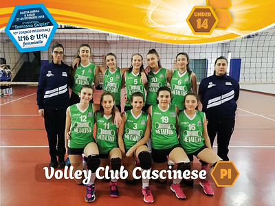 Volley Club Cascinese PI - Under14
