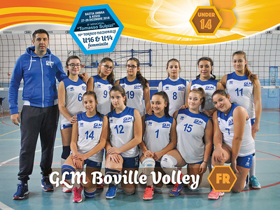 GLM Boville Volley - Under14