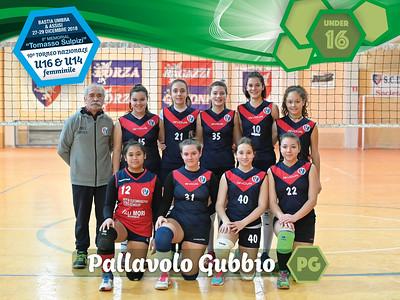 Pallavolo Gubbio - Under16
