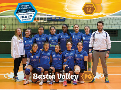 Bastia Volley - Under14