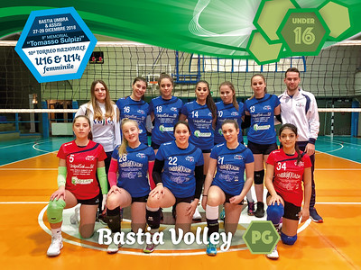 Bastia Volley - Under16