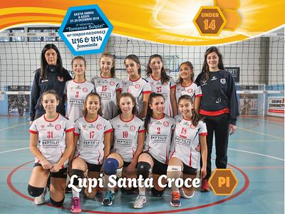 Lupi Santa Croce - Under14