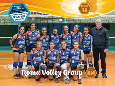 Roma Volley Group - Under14