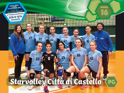 Starvolley Città di Castello PG - Under16