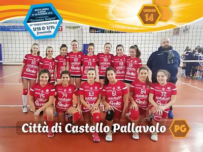 Città di Castello Pallavolo PG - Under14