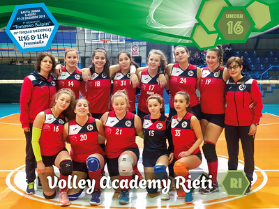 Volley Accademy Rieti - Under16
