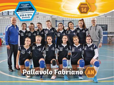 Pallavolo Fabriano AN - Under14