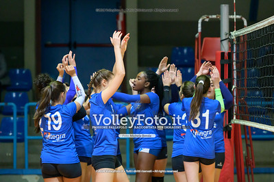 "Under14 «Bastia Volley PG - Toscanagarden Nottolini Capannori LU» - 8º Memorial ""Tomasso Sulpizi"" • 10º Trofeo Nazionale Volley U14 & U16 Femminile IT, 28 dicembre 2018 - Foto: Michele Benda per VolleyFoto.it [Riferimento file: 2018-12-28/NZ6_4366]"