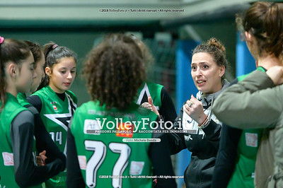 "Under14 «Bastia Volley PG - Toscanagarden Nottolini Capannori LU» - 8º Memorial ""Tomasso Sulpizi"" • 10º Trofeo Nazionale Volley U14 & U16 Femminile IT, 28 dicembre 2018 - Foto: Michele Benda per VolleyFoto.it [Riferimento file: 2018-12-28/NZ6_4370]"