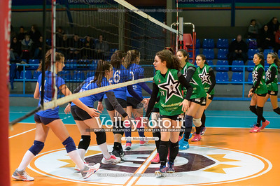 "Under14 «Bastia Volley PG - Toscanagarden Nottolini Capannori LU» - 8º Memorial ""Tomasso Sulpizi"" • 10º Trofeo Nazionale Volley U14 & U16 Femminile IT, 28 dicembre 2018 - Foto: Michele Benda per VolleyFoto.it [Riferimento file: 2018-12-28/NZ6_4362]"