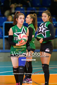 "Under14 «Bastia Volley PG - Toscanagarden Nottolini Capannori LU» - 8º Memorial ""Tomasso Sulpizi"" • 10º Trofeo Nazionale Volley U14 & U16 Femminile IT, 28 dicembre 2018 - Foto: Michele Benda per VolleyFoto.it [Riferimento file: 2018-12-28/NZ6_4329]"