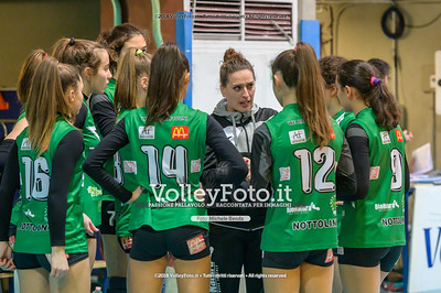 "Under14 «Bastia Volley PG - Toscanagarden Nottolini Capannori LU» - 8º Memorial ""Tomasso Sulpizi"" • 10º Trofeo Nazionale Volley U14 & U16 Femminile IT, 28 dicembre 2018 - Foto: Michele Benda per VolleyFoto.it [Riferimento file: 2018-12-28/NZ6_4350]"