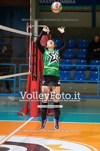 "Under14 «Bastia Volley PG - Toscanagarden Nottolini Capannori LU» - 8º Memorial ""Tomasso Sulpizi"" • 10º Trofeo Nazionale Volley U14 & U16 Femminile IT, 28 dicembre 2018 - Foto: Michele Benda per VolleyFoto.it [Riferimento file: 2018-12-28/NZ6_4320]"