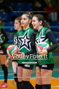 "Under14 «Bastia Volley PG - Toscanagarden Nottolini Capannori LU» - 8º Memorial ""Tomasso Sulpizi"" • 10º Trofeo Nazionale Volley U14 & U16 Femminile IT, 28 dicembre 2018 - Foto: Michele Benda per VolleyFoto.it [Riferimento file: 2018-12-28/NZ6_4333]"