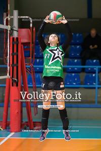 "Under14 «Bastia Volley PG - Toscanagarden Nottolini Capannori LU» - 8º Memorial ""Tomasso Sulpizi"" • 10º Trofeo Nazionale Volley U14 & U16 Femminile IT, 28 dicembre 2018 - Foto: Michele Benda per VolleyFoto.it [Riferimento file: 2018-12-28/NZ6_4324]"