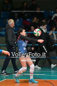 """Under14 «Roma Volley Group - Cortona Volley AR» - 8º Memorial """"Tomasso Sulpizi"""" • 10º Trofeo Nazionale Volley U14 & U16 Femminile IT, 28 dicembre 2018 - Foto: Michele Benda per VolleyFoto.it [Riferimento file: 2018-12-28/NZ6_4694]"""