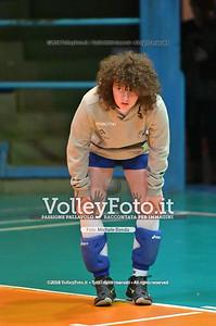 """Under14 «Roma Volley Group - Cortona Volley AR» - 8º Memorial """"Tomasso Sulpizi"""" • 10º Trofeo Nazionale Volley U14 & U16 Femminile IT, 28 dicembre 2018 - Foto: Michele Benda per VolleyFoto.it [Riferimento file: 2018-12-28/NZ6_4687]"""