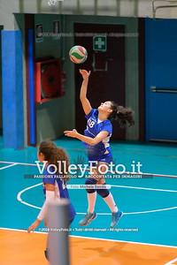 """Under14 «Roma Volley Group - Cortona Volley AR» - 8º Memorial """"Tomasso Sulpizi"""" • 10º Trofeo Nazionale Volley U14 & U16 Femminile IT, 28 dicembre 2018 - Foto: Michele Benda per VolleyFoto.it [Riferimento file: 2018-12-28/NZ6_4807]"""