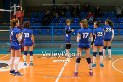 "Under14 «Roma Volley Group - Cortona Volley AR» - 8º Memorial ""Tomasso Sulpizi"" • 10º Trofeo Nazionale Volley U14 & U16 Femminile IT, 28 dicembre 2018 - Foto: Michele Benda per VolleyFoto.it [Riferimento file: 2018-12-28/NZ6_4742]"