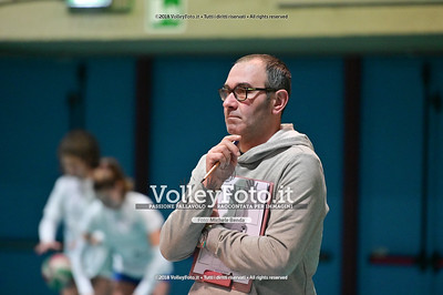 "Under14 «Roma Volley Group - Cortona Volley AR» - 8º Memorial ""Tomasso Sulpizi"" • 10º Trofeo Nazionale Volley U14 & U16 Femminile IT, 28 dicembre 2018 - Foto: Michele Benda per VolleyFoto.it [Riferimento file: 2018-12-28/NZ6_4717]"