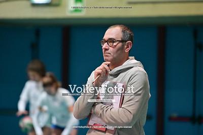 """Under14 «Roma Volley Group - Cortona Volley AR» - 8º Memorial """"Tomasso Sulpizi"""" • 10º Trofeo Nazionale Volley U14 & U16 Femminile IT, 28 dicembre 2018 - Foto: Michele Benda per VolleyFoto.it [Riferimento file: 2018-12-28/NZ6_4717]"""