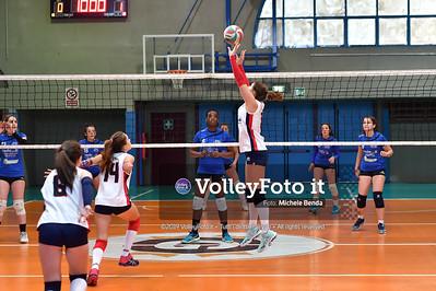 """11º Torneo Volley U14 & U16 Femminile """"Città di Bastia"""" Memorial Sulpizi presso Palasport Spello Bastia Umbra IT, 28 dicembre 2019. Foto: Michele Benda [riferimento file: 2019-12-28/ND5_5600]"""