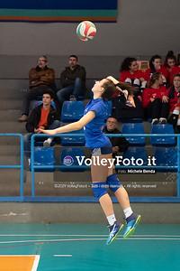 """11º Torneo Volley U14 & U16 Femminile """"Città di Bastia"""" Memorial Sulpizi presso Palasport Spello Bastia Umbra IT, 28 dicembre 2019. Foto: Michele Benda [riferimento file: 2019-12-28/ND5_5589]"""