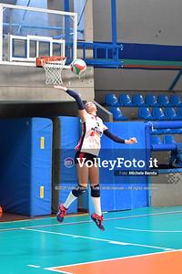 """11º Torneo Volley U14 & U16 Femminile """"Città di Bastia"""" Memorial Sulpizi presso Palasport Spello Bastia Umbra IT, 28 dicembre 2019. Foto: Michele Benda [riferimento file: 2019-12-28/ND5_5566]"""