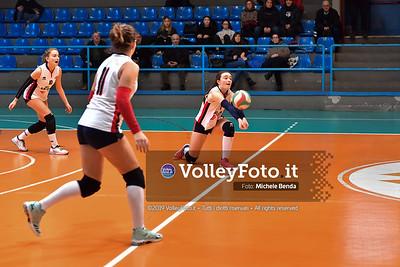 """11º Torneo Volley U14 & U16 Femminile """"Città di Bastia"""" Memorial Sulpizi presso Palasport Spello Bastia Umbra IT, 28 dicembre 2019. Foto: Michele Benda [riferimento file: 2019-12-28/ND5_5567]"""