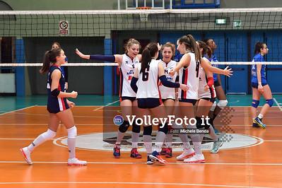 """11º Torneo Volley U14 & U16 Femminile """"Città di Bastia"""" Memorial Sulpizi presso Palasport Spello Bastia Umbra IT, 28 dicembre 2019. Foto: Michele Benda [riferimento file: 2019-12-28/ND5_5601]"""