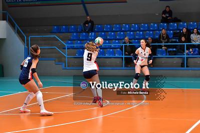 """11º Torneo Volley U14 & U16 Femminile """"Città di Bastia"""" Memorial Sulpizi presso Palasport Spello Bastia Umbra IT, 28 dicembre 2019. Foto: Michele Benda [riferimento file: 2019-12-28/ND5_5595]"""