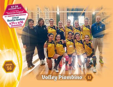 28 dicembre 2019. Foto: [riferimento file: 2019-12-28/U14-VolleyPiombinoLI]