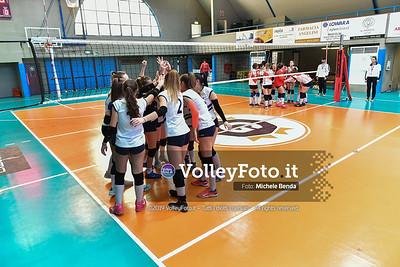 "11º Torneo Volley U14 & U16 Femminile ""Città di Bastia"" Memorial Sulpizi presso PalaGiontella Bastia Umbra IT, 29 dicembre 2019. Foto: Michele Benda [riferimento file: 2019-12-29/ND5_7072]"