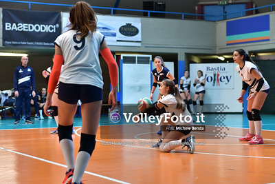 "11º Torneo Volley U14 & U16 Femminile ""Città di Bastia"" Memorial Sulpizi presso PalaGiontella Bastia Umbra IT, 29 dicembre 2019. Foto: Michele Benda [riferimento file: 2019-12-29/ND5_7111]"