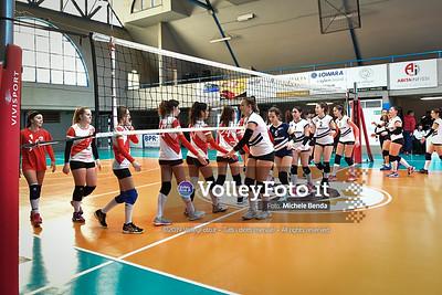 "11º Torneo Volley U14 & U16 Femminile ""Città di Bastia"" Memorial Sulpizi presso PalaGiontella Bastia Umbra IT, 29 dicembre 2019. Foto: Michele Benda [riferimento file: 2019-12-29/ND5_7069]"